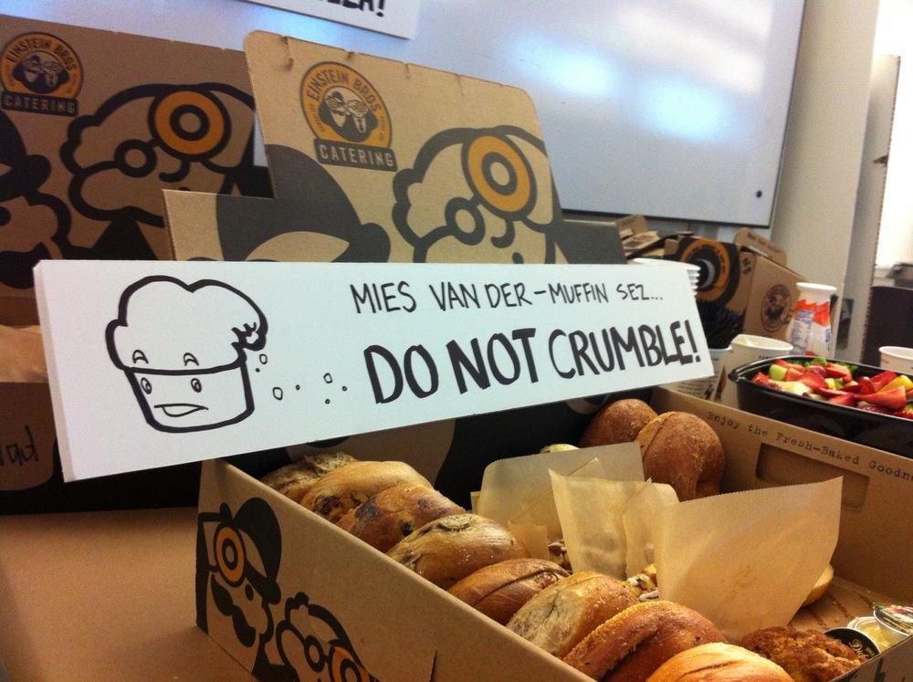 Mies says...