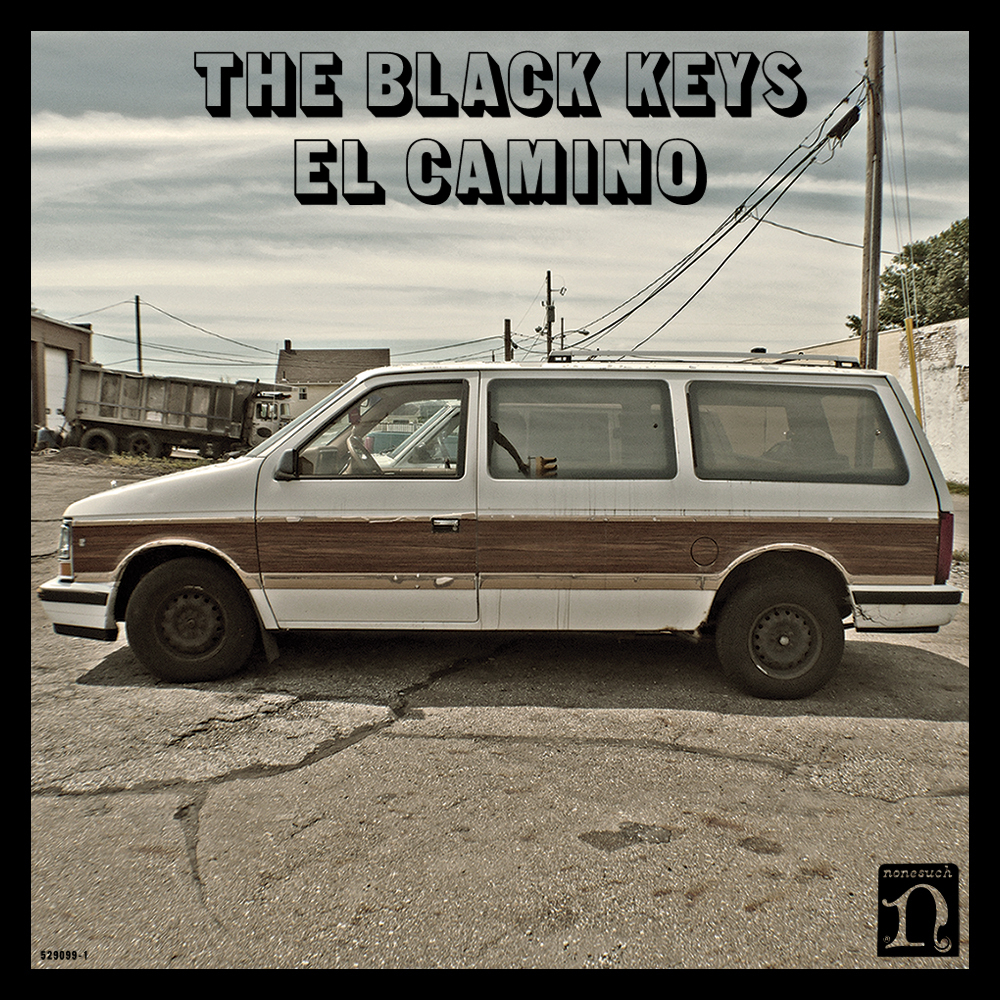 #8 The Black Keys - El Camino   a stadium worthy, T. Rex style, rock n roll anthem collection with Danger Mouse's paw prints all over it.     Heavy Rotation in 11  (click to stream)