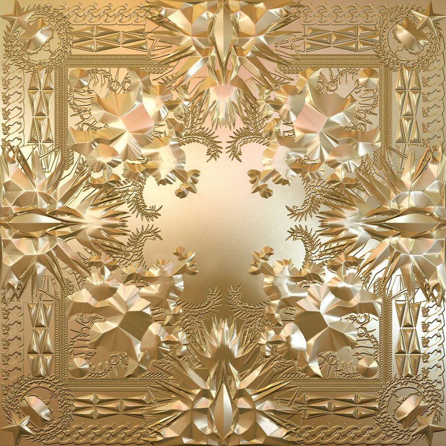 """#4 Kanye West & Jay Z - Watch the Throne   too powerful to ignore. while everyone enjoys """"African American Gentlemen in Paris"""", the real gem is No Church in the Wild.     Heavy Rotation in 11 (click to stream)"""