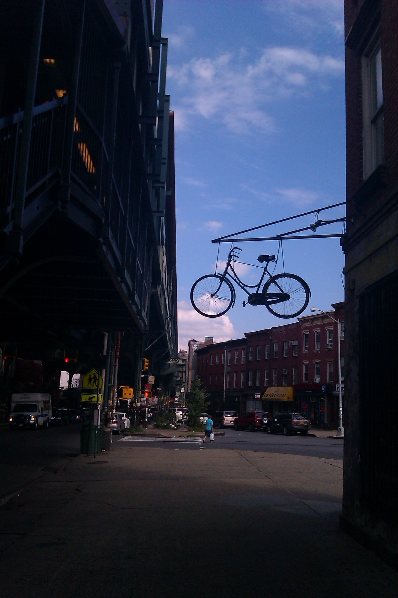 bike Brooklyn.