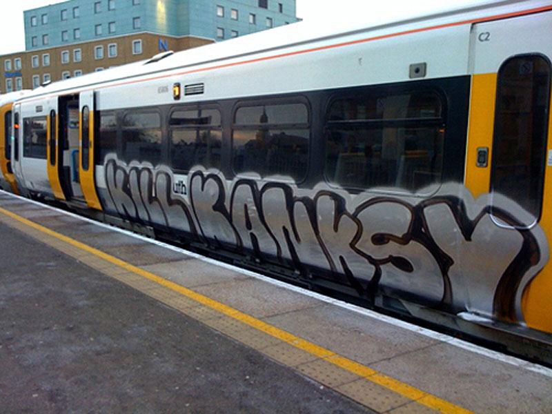 Kill Banksy