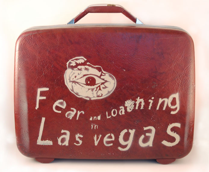 Fear and Loathing Board Game - JR Baldwin    i'm gonna need this.
