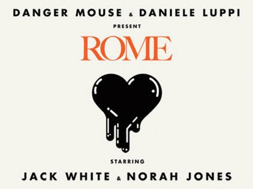 #2 Danger Mouse & Daniele Luppi - ROME   Danger Mouse has pretty much become my musical leader over the past two years. (see Broken Bells and Black Keys) this Pop music experiment works on every level. and i can personally attest that it makes the perfect soundtrack for driving across the American Southwest on an art pilgrimage.      Heavy Rotation in 11  (click to stream)