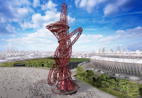 i absolutely love Anish Kapoor's work.  here  is a look at the Olympic tower coming to Paris, from The Gaurdian UK.