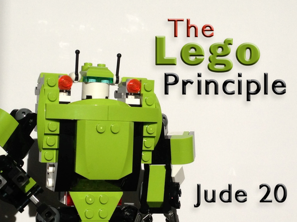 priciples in lego