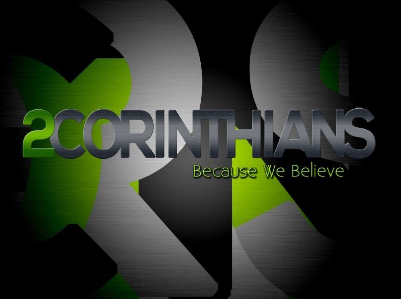 2 Cor - Because We Believe.JPG