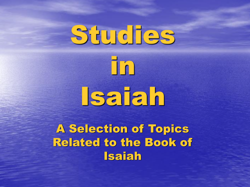Studies in Isaiah.png