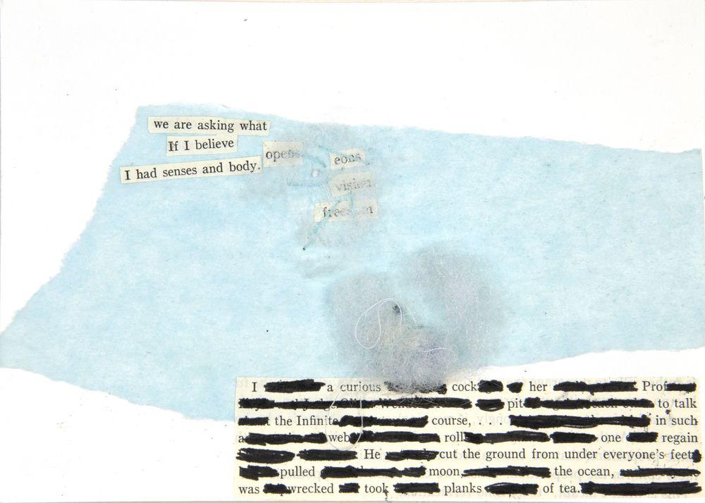 I had senses and body (2014)