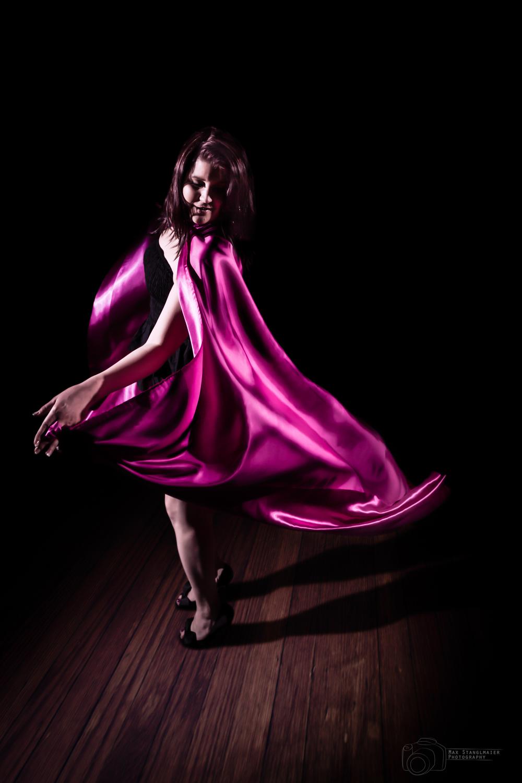 Pink satin dress.jpg