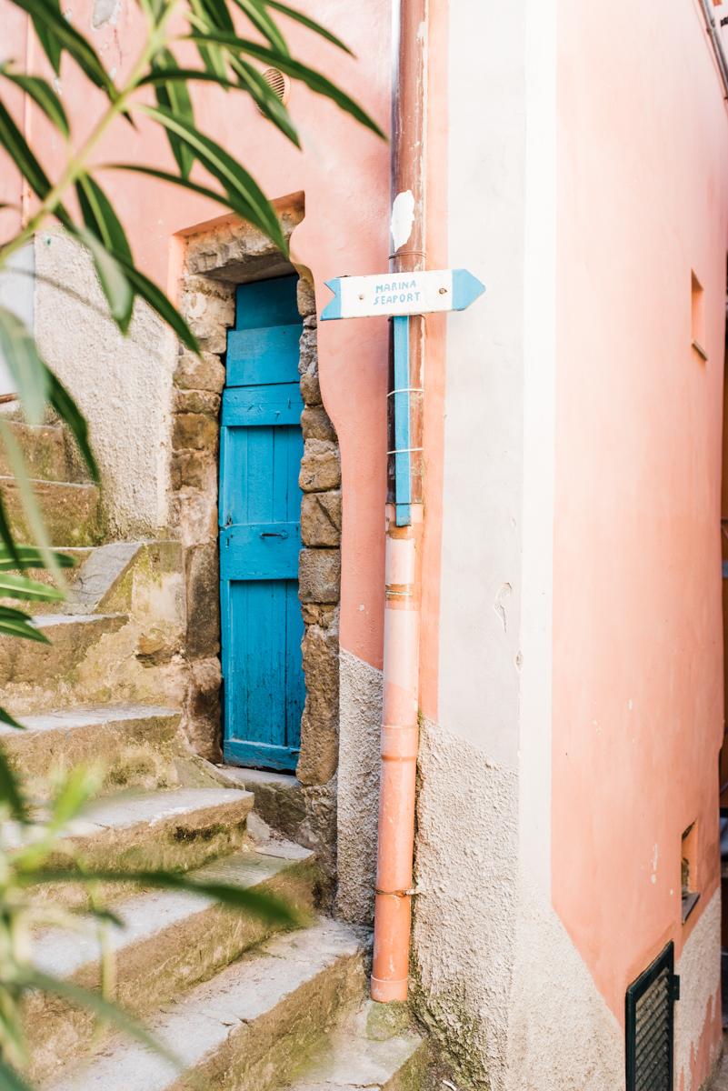 Rio Maggiore, Cinque Terre