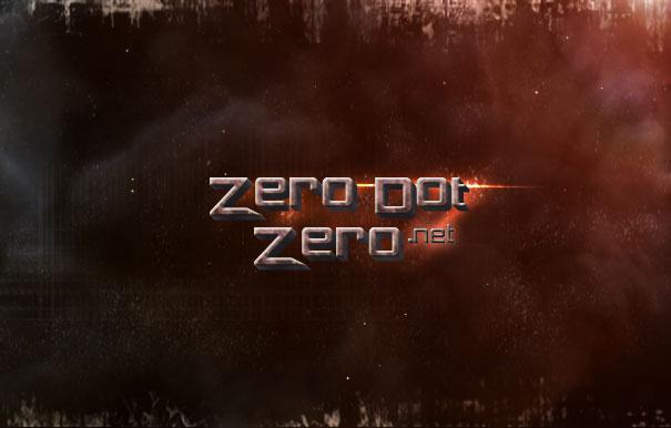 Zero Dot Zero