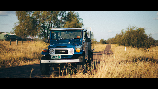 Toyota LandCruiser HJ40 on Flickr.