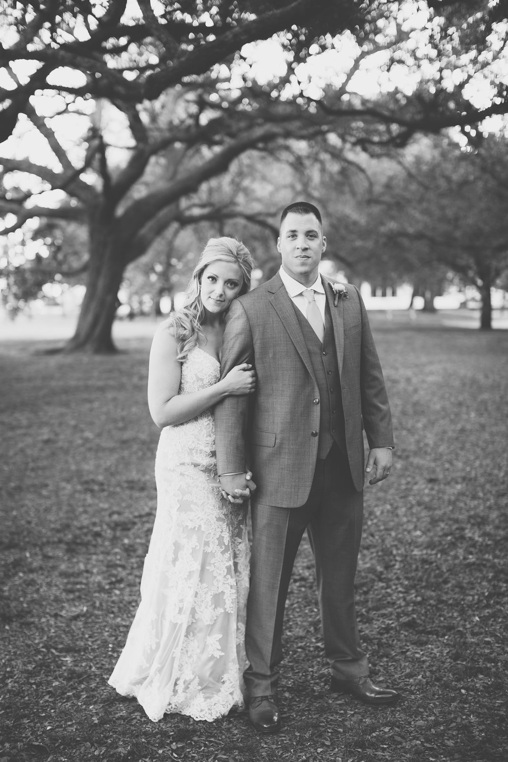 charleston elopement-whitepoint gardens-chris and kari
