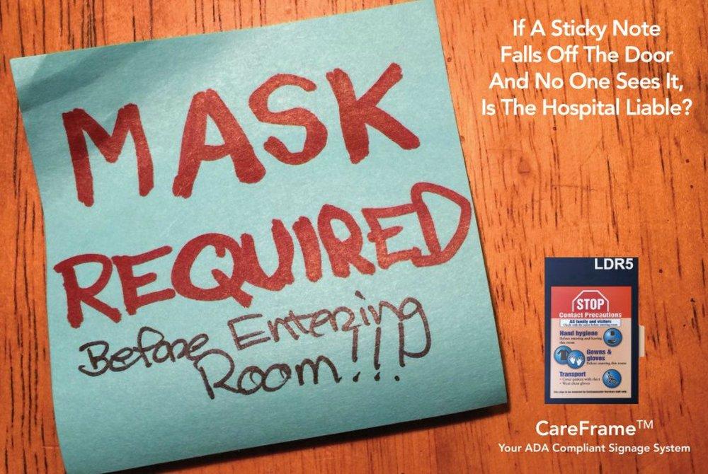 CareFrame Mitigates The Risk