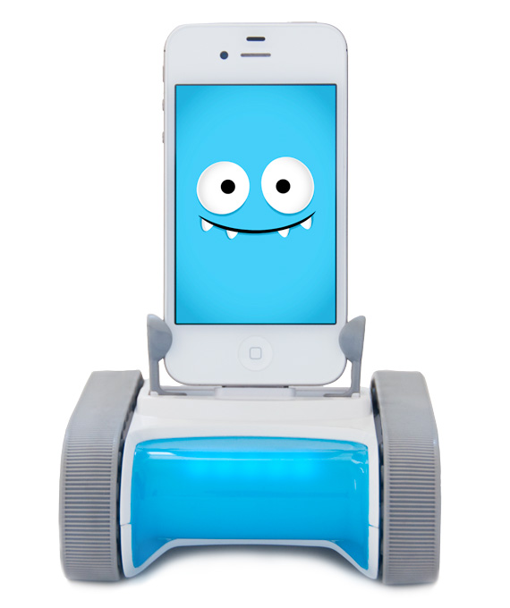 Romo - The Smartphone Robot for Everyone | By Romotive   Poe,  freshnessmag.com    Thanks to the first round of fund­ing via KICK­STARTER, Peter Seid, Phu Nguyen, and Keller Rin­au­do's dreams came true last Novem­ber with Romo, their first robot­ic cre­ation for the mass­es. Some 2,000 units built and shipped later, the trio no…
