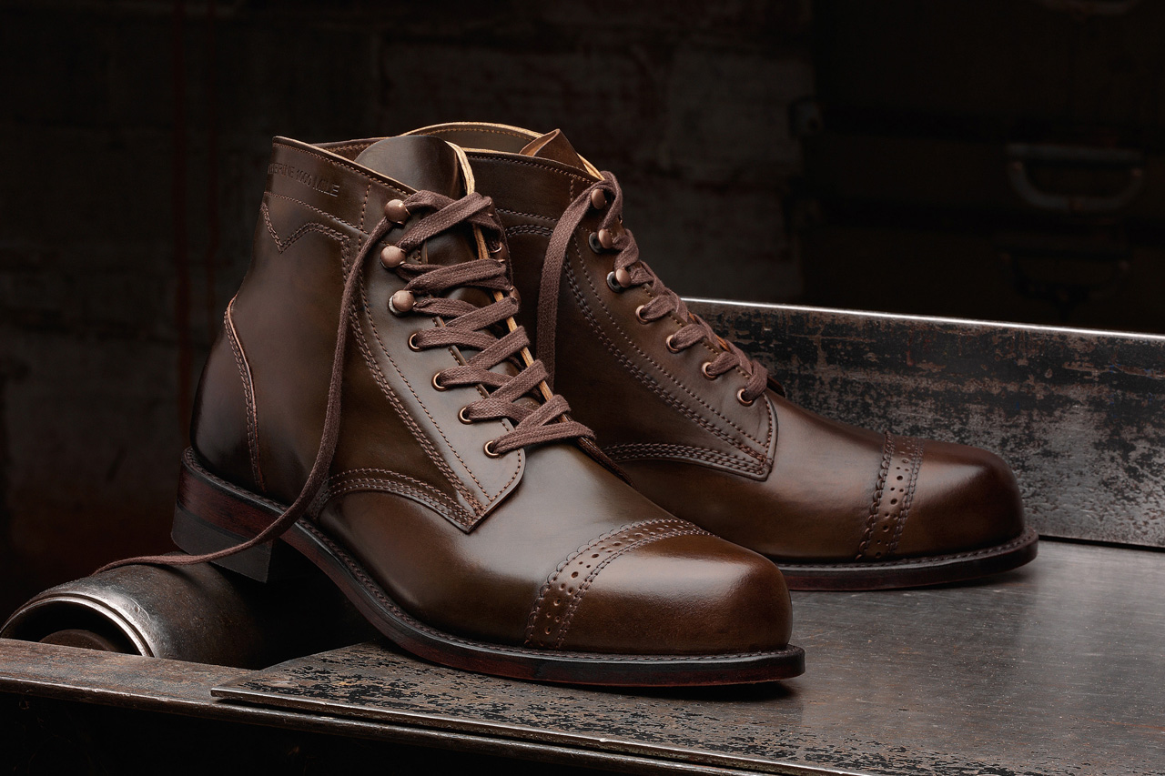 anchordivision :      Wolverine Special Edition 744LTD Boot in Shell Cordovan No. 449