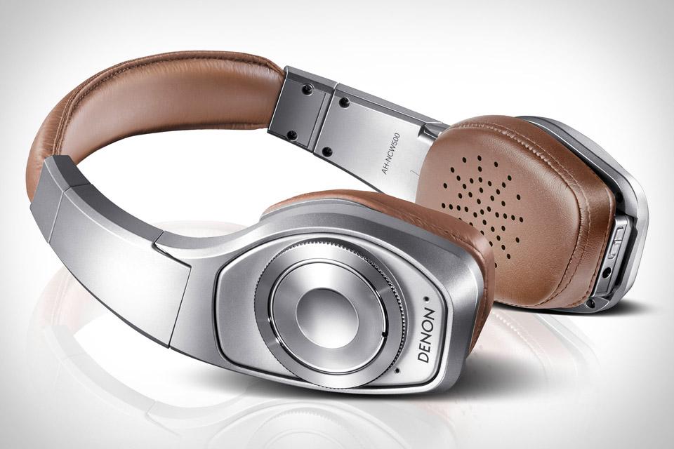 Want!!   (via  Denon Globe Cruiser Bluetooth Headphones | Uncrate )