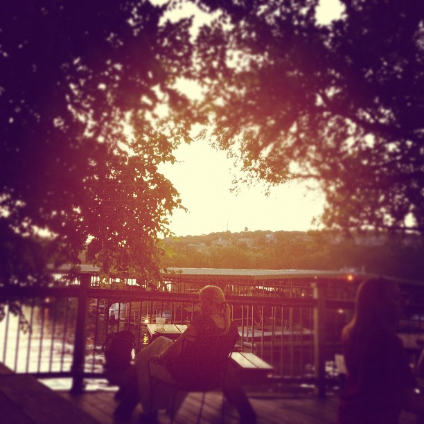 #happyplace (Taken with  Instagram  at Mozart's Coffee)