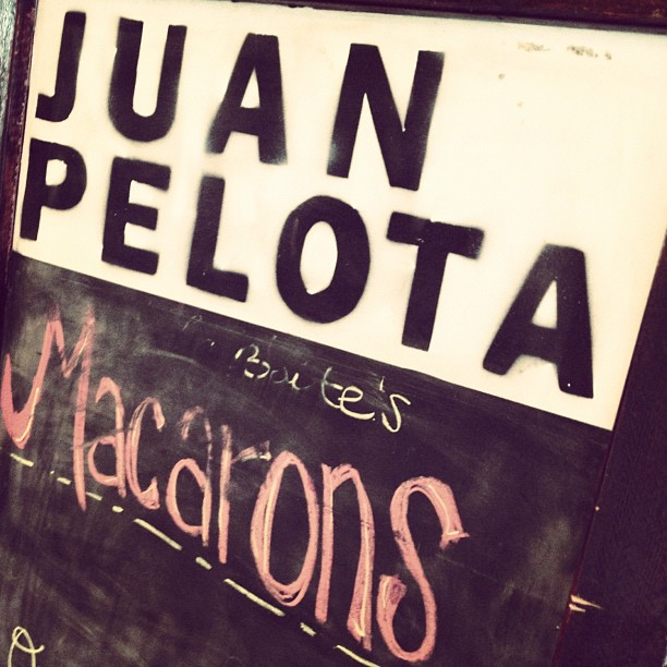 Taken with  Instagram  at Juan Pelota Café