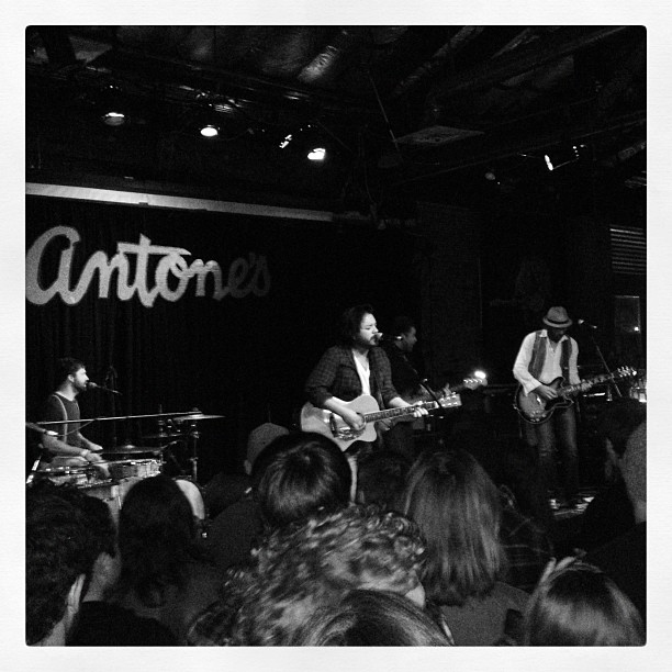 David Ramirez (Taken with  Instagram  at Antone's)