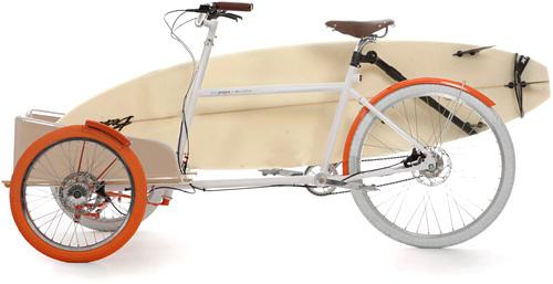 chirosangaku: OhGizmo! - LOCAL Bike Was Designed To Handle All Of Your Neighborhood Chores