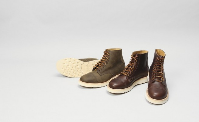 anchordivision: Yuketen Fall / Winter 2011 Collection Norse Store have just received their order from the Yuketen Fall 2011 collection. Made up of all our favourite models, including the Johnson Oxford and Boot, and Maine Guide Shoe. This is a great selection from what is one of the brands of the moment. @ Norse