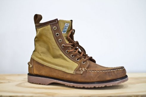FASHION JUNQUI: Sebago x Filson Fall/Winter 2011 Boots « The JunQui