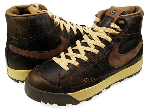 Nike ACG Chocolate Blazer Mid | bespokeordie.com