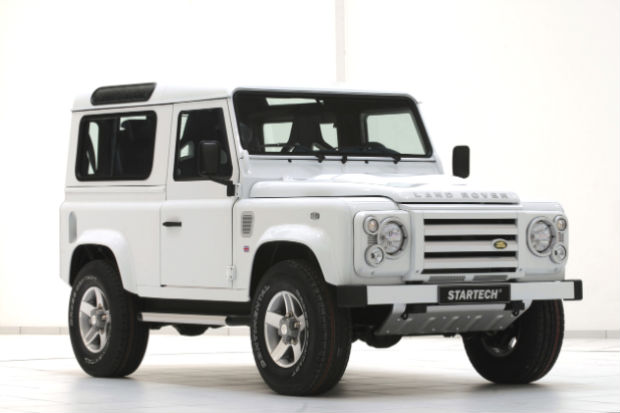 2011 Startech Land Rover Defender 90 Yachting Edition | Swipelife