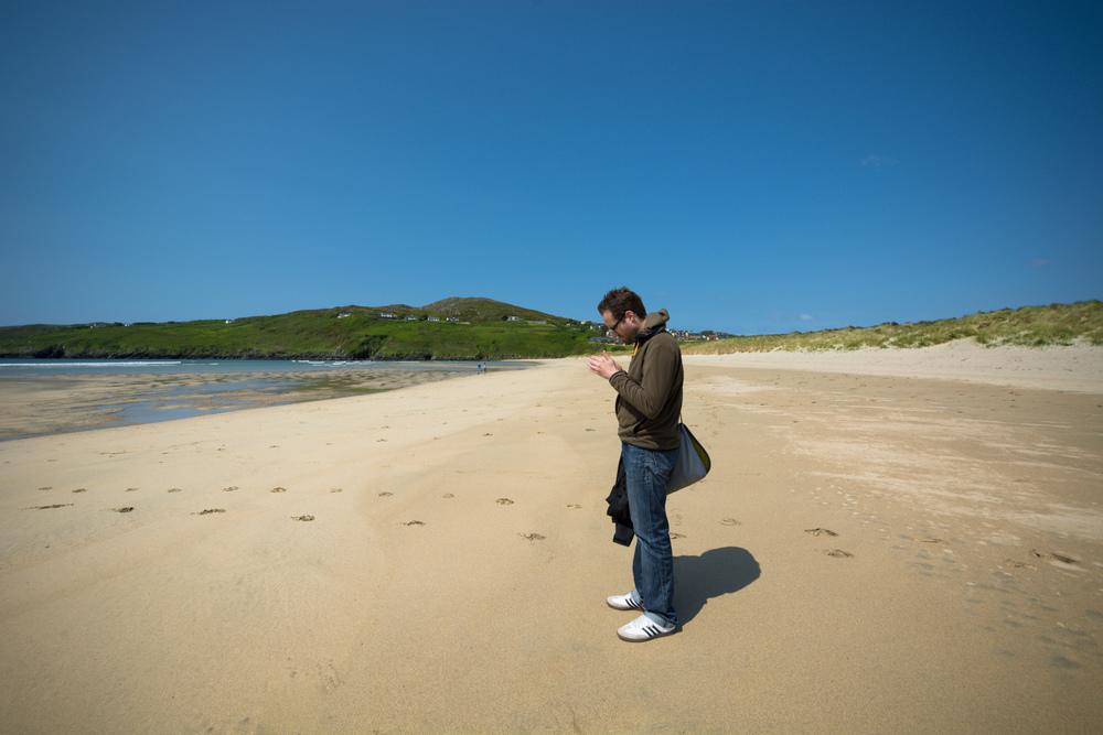 Strand auf Mizen Halbinsel
