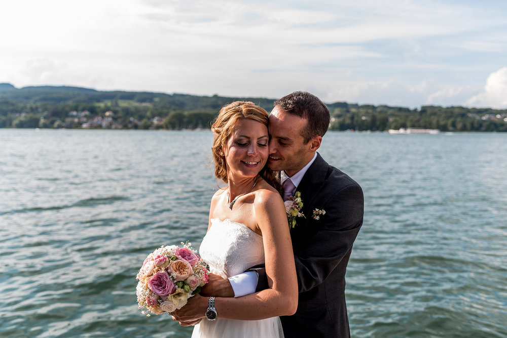 Hochzeit in der Schweiz (Bodensee): Dejana & Simon