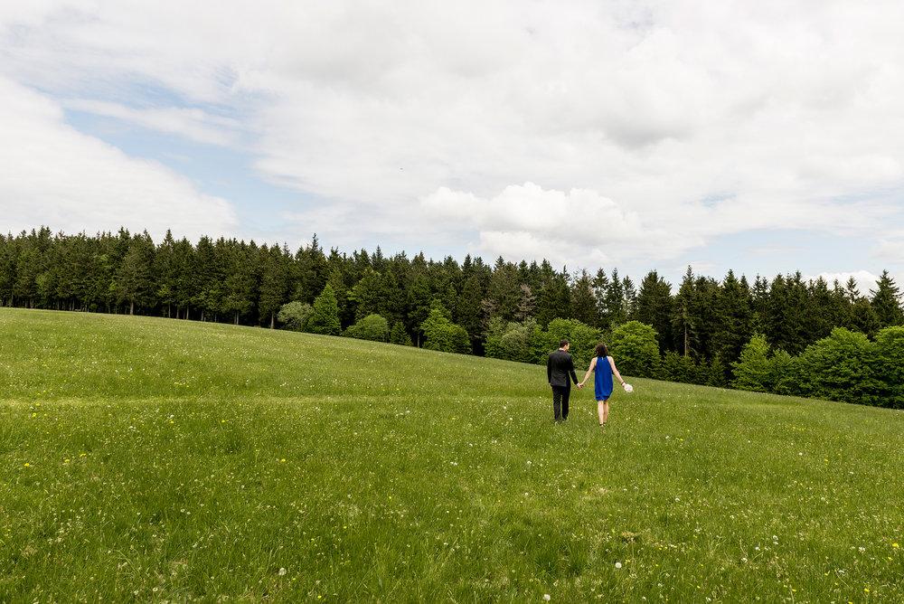 Hochzeit in Winterberg: Karo & Andy