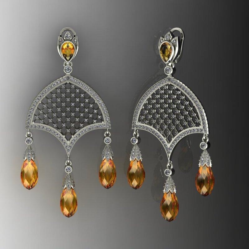 серьги Царица Тамара для Axenoff jewellery.jpg