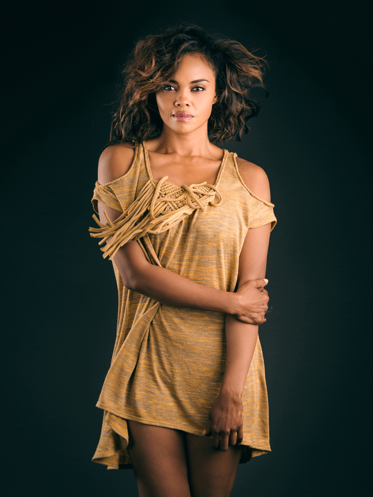 Sharon Leal by Jeff Walton Photography