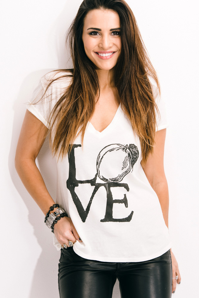 Andi Dorfman by Jeff Walton Photography for Southward Apparel