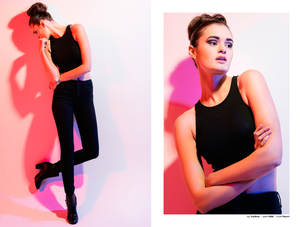 Beauty Editorial by Jeff Walton Photography