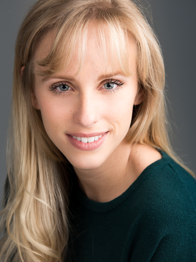 Actress Heather Witherill head shot