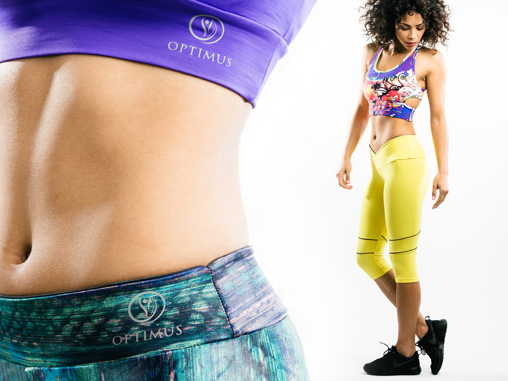 Women's Athletic Apparel by Jeff Walton Photography