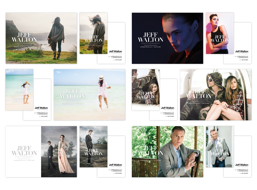 Personal Branding & Promotional Cards