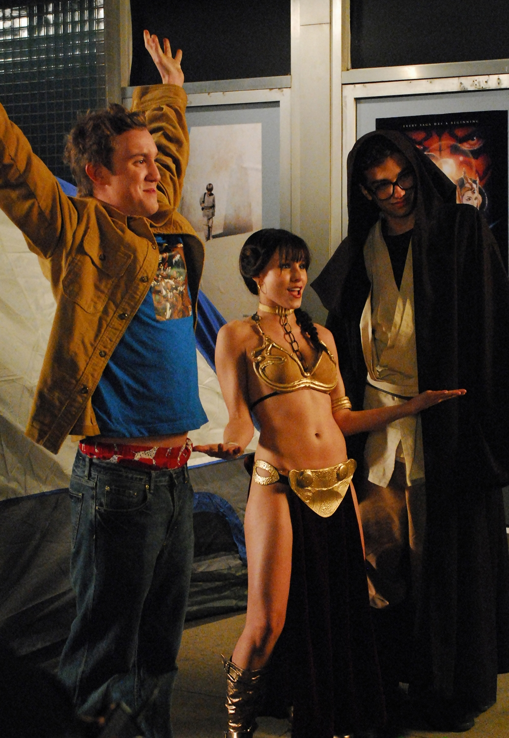 Kristen Bell in  Fanboys , again.