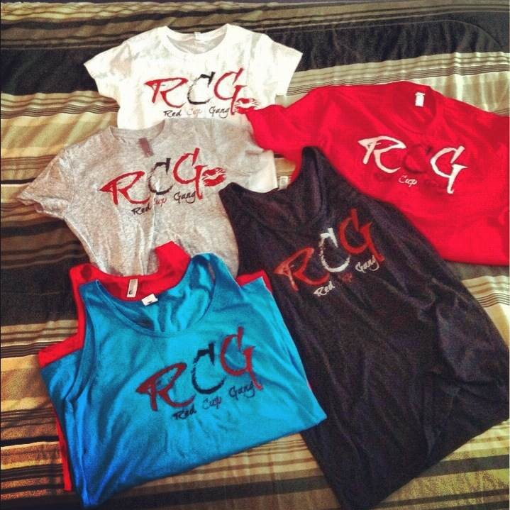 Red Cup Gang Shirts & Tanks