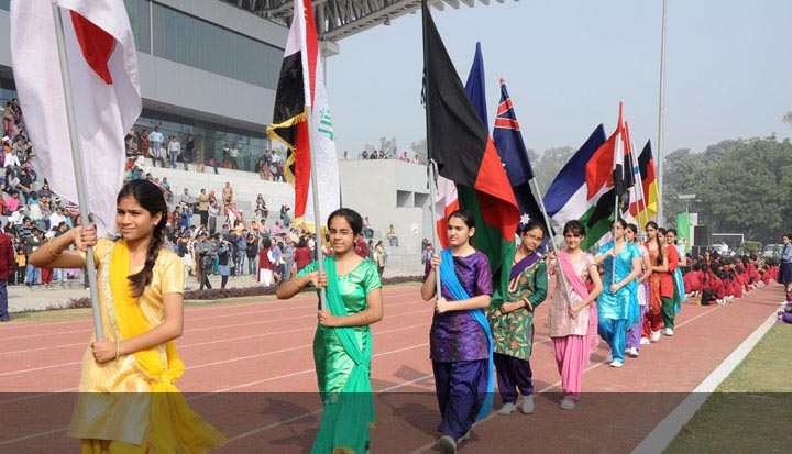 Annual International Friendship Sports Meet