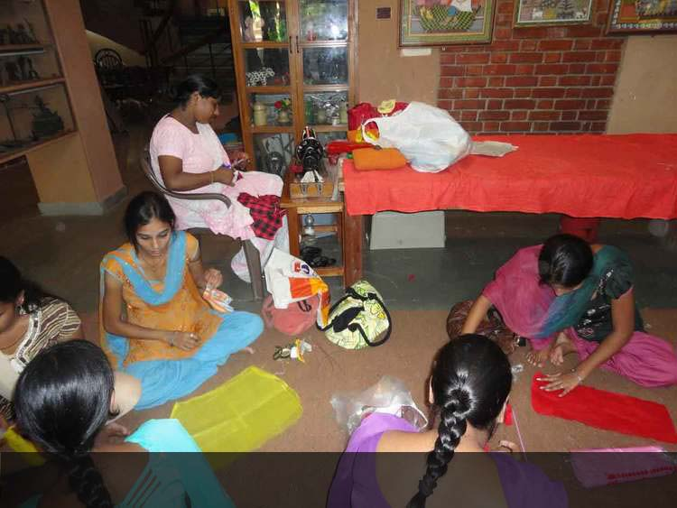 Centre for Vocational Training and Empowerment of Young Girls and Women.