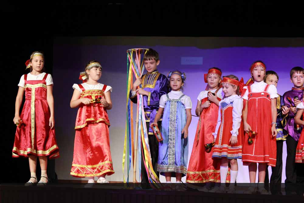 Pushkin Day Celebrations - Russian Embassy School, New Delhi