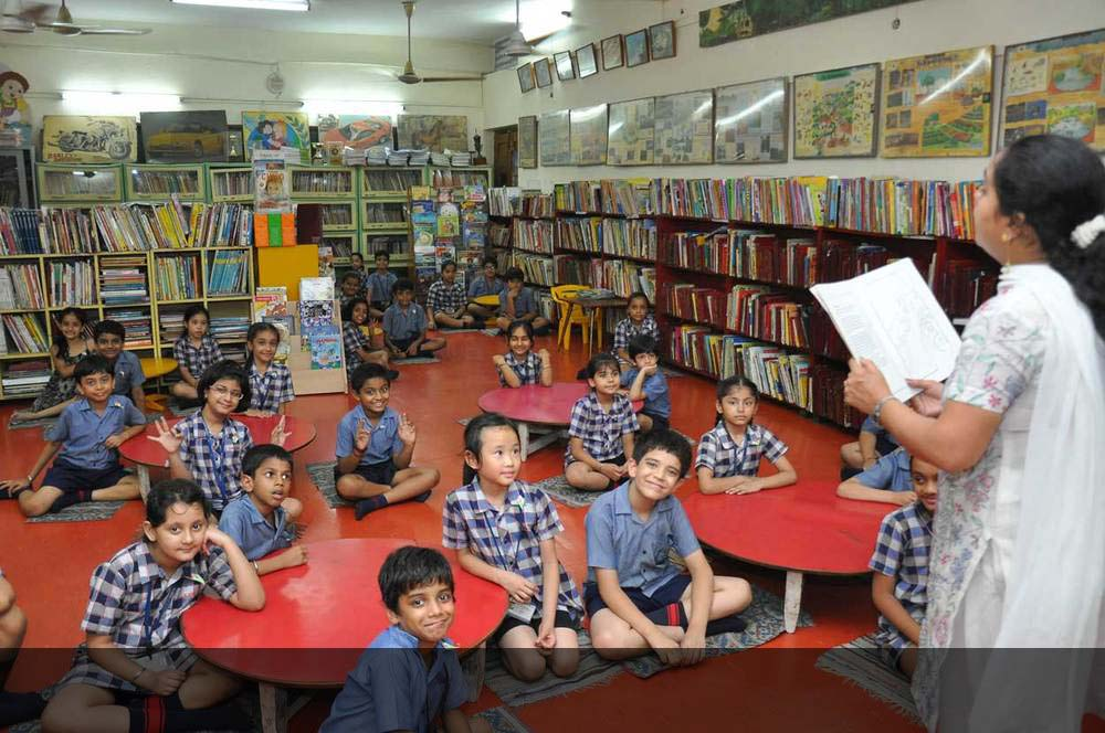 Junior School Library
