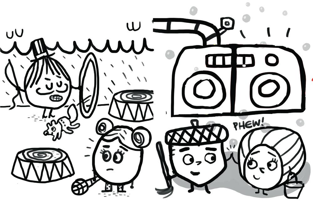 Circus & Laundry