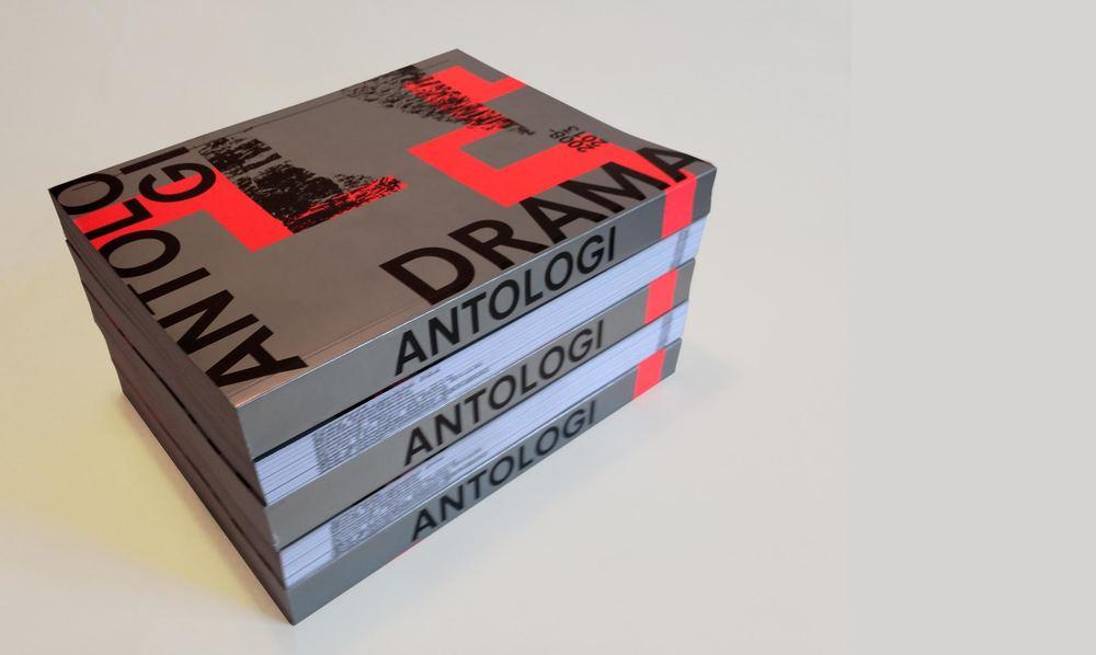 Antologi 2008-2013, antologi over ny dansk dramatik