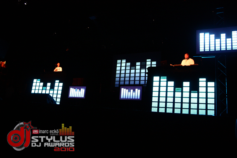 The 2010 Stylus DJ Awards Presented by Marc Ecko Watches