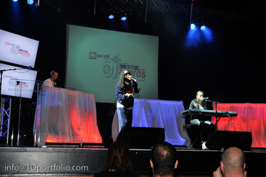 The 2009 Stylus DJ Awards Presented by Marc Ecko Watches
