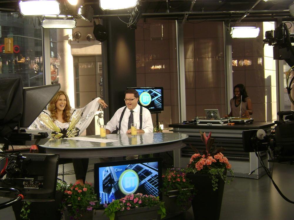 Breakfast Television, Toronto